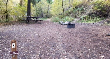 Lower Narrows Campground