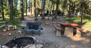 Lincoln/Apache Campground