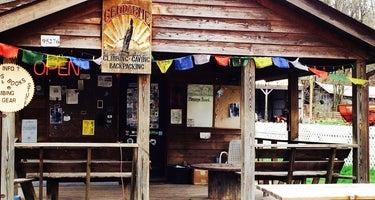 Seneca Rocks Discovery Center Camping