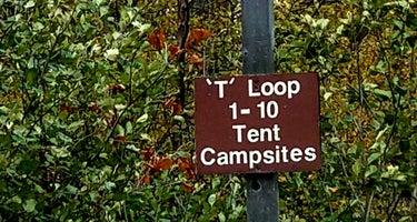 Upper Skilak Lake Campground