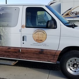 Shuttle service to local businesses