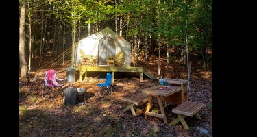 Living Water Campsites: Mossy Acres 2