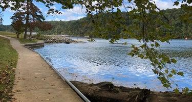 Melton Hill Dam Campground