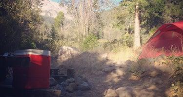 Mcbride Springs Campground