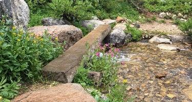 Hoback River Area