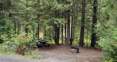 Emerald Creek Campground