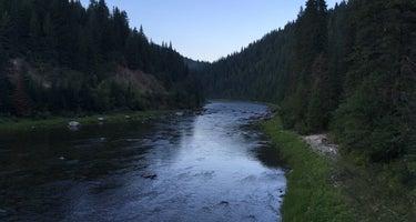 Weitas Creek Campground