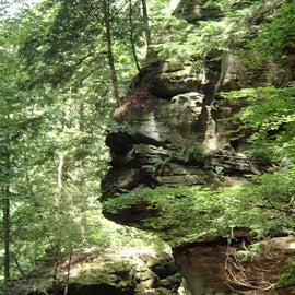 The Sphinx Head