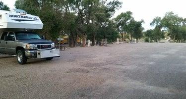 Lake McClellan Campground