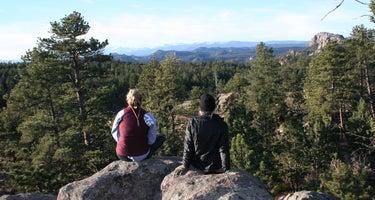 Comanche Peak View Campground