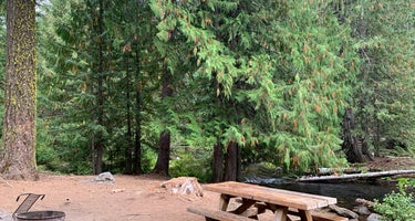 Clear Creek Crossing Campground