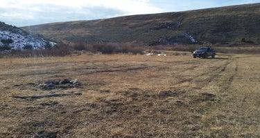 Coal Creek Dispersed Camping Area
