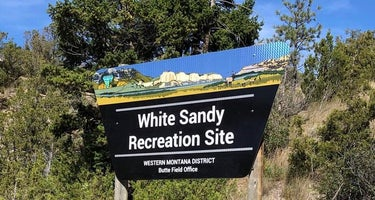 White Sandy Recreation Site