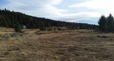 6100M Dispersed Camping Area