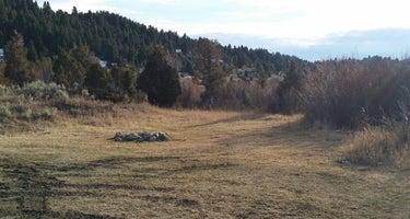 6100J Dispersed Camping Area
