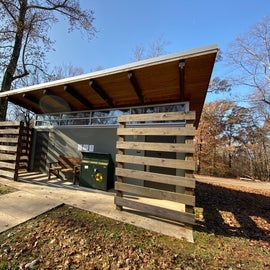 Campground bathouse