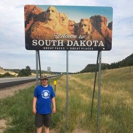 Welcome to South Dakota!!
