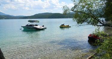 North Dickey Lake