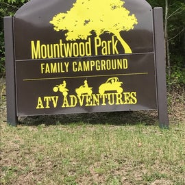 You can see what the primary emphasis is by the signage for the campground.