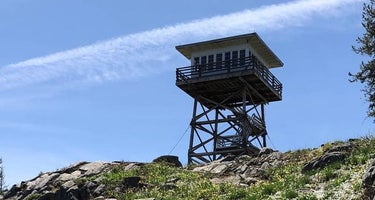 Garver Mtn. Lookout Rental