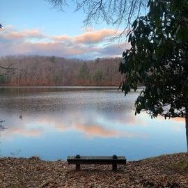 Fairy Stone Lake