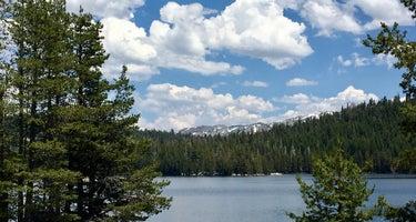 (lake Alpine) Lodgepole Campground
