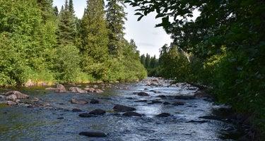 North Cascade River Campsite