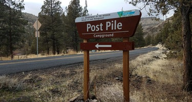 Post Pile Campground