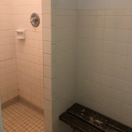 Shower in the B loop