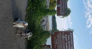 Gilbertsville Ramp - DFWR