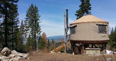Silver Fox Yurt