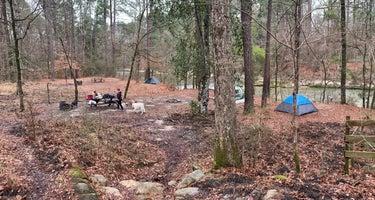 Kisatchie Bayou NF Campground