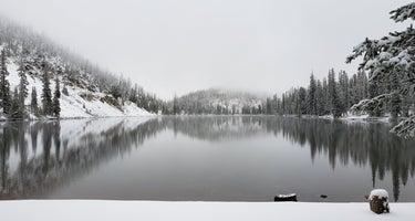 Iron Lake Campground