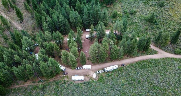 Slate Creek Dispersed Campground | The Dyrt
