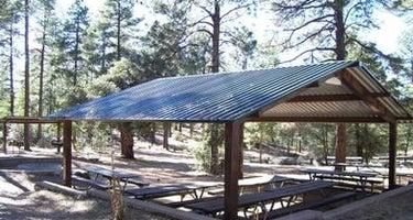 Groom Creek Horse Camp
