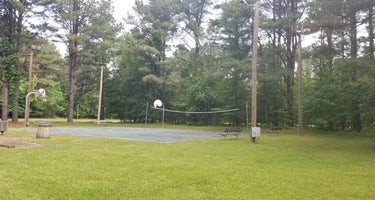 Blue Bluff Campground (aberdeen Ms)