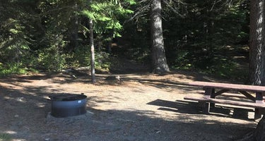 Cultus Lake Boat In - Little Cove Campground