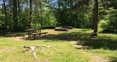 Cedar Glade Primitive Camping