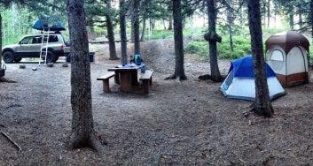 Oak Creek (fishlake National Forest, Utah)