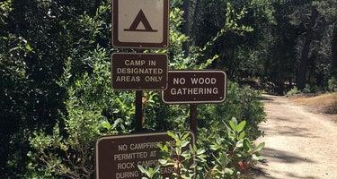 Waterman Gap Trail Camp