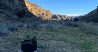 Los Padres National Forest Rancho Nuevo Campground