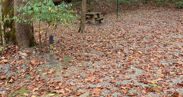 Sugar Hollow Park and Campground