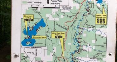 Seaton Creek Campground