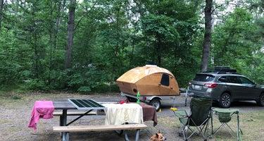 Benton Lake Campground