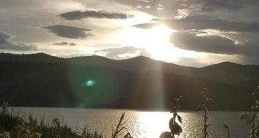 Carter Knolls Campground at Carter Lake