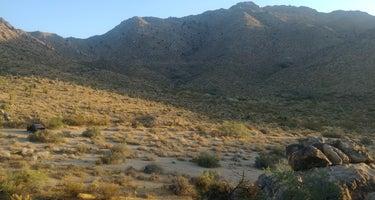Granite Pass Dispersed Roadside Camping
