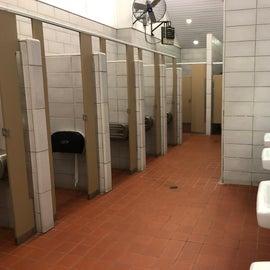 Women's restroom - Treasure Cove loop