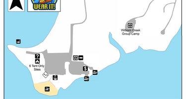 Wilborn Creek (group Camp)