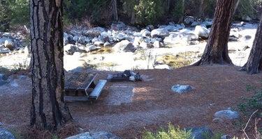 Lake Creek Campground - Entiat River