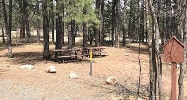 Moqui Group Campground